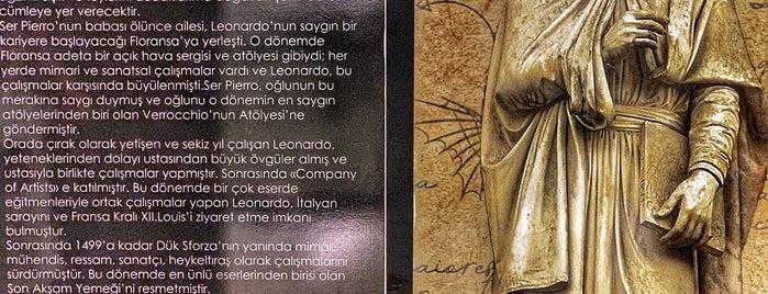 Da Vinci İcatları Sergisi is one of Locais curtidos por evrns.