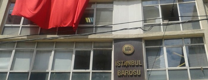 İstanbul Barosu is one of Gezgin Hukukçular Kulübü.