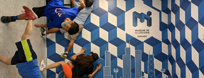 Museum Of Illusions is one of Chicago.