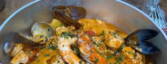 Piccola Cucina Estiatorio is one of NYC dinner.