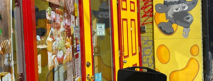Cheese Magic is one of Specialty Food & Drink Shops in Toronto.