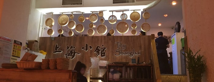 Tiny Shanghai is one of Asian Food Spots in the US.