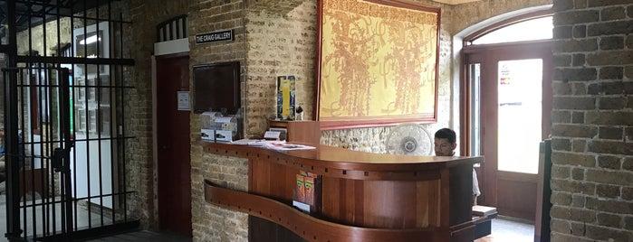 Museum of Belize is one of Locais curtidos por Carl.