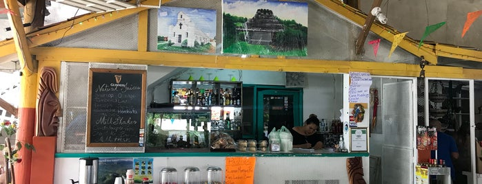 Bennys Kitchen is one of Belize.