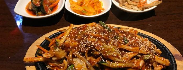 Taste Of Korea is one of Najulubieńsze.
