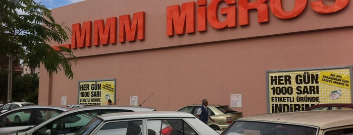 Migros is one of Fethiye.