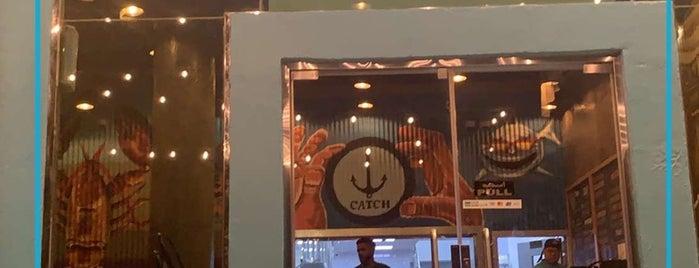 Catch Of The Day is one of Gespeicherte Orte von Queen.