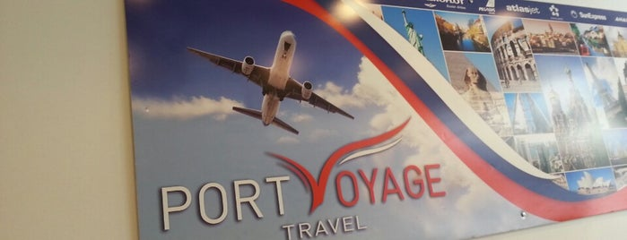 Port Voyage Travel is one of Orte, die Adem gefallen.