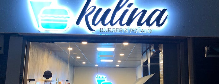 Kulina is one of Bence Ankara.