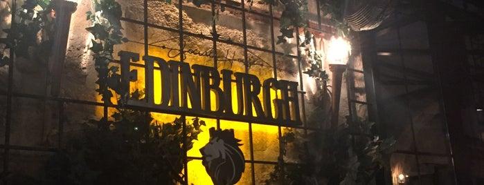Edinburgh Social House is one of Orte, die Ece gefallen.