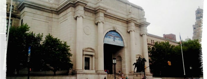 American Museum of Natural History is one of TODO New York City.