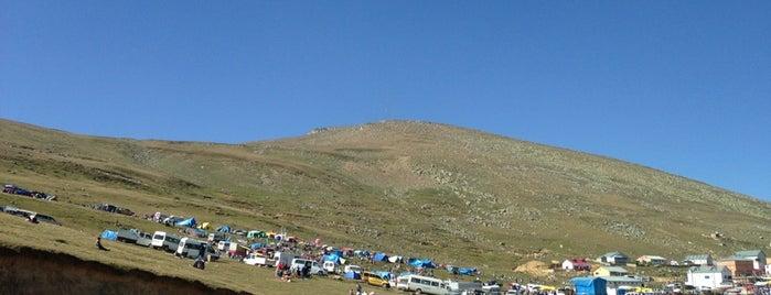 Kazıkbeli Yaylası is one of Locais curtidos por Şehrin.