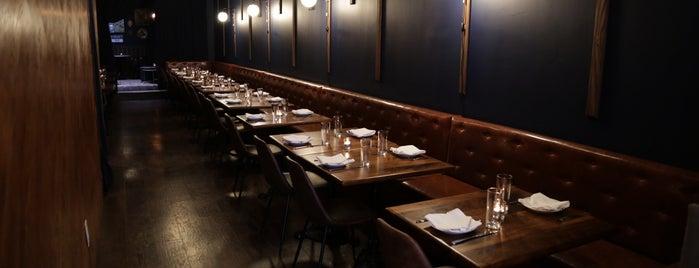 Casa Ora is one of BK restaurants.