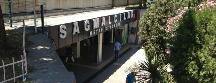 Sağmalcılar is one of İstanbul Mahalle.