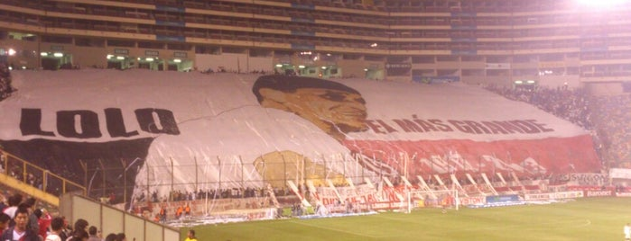 Estadio Monumental is one of Nish 님이 좋아한 장소.