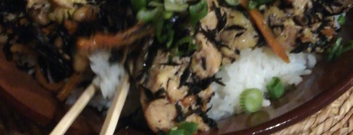 Isamu Japanese Food is one of Tengo que probarlos.