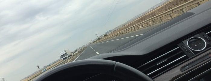 Viranşehir-Şanlıurfa kara yoluu is one of Yılmaz : понравившиеся места.