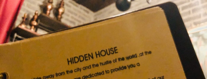 Hidden House is one of Beijing.