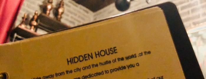 Hidden House is one of Beijing.
