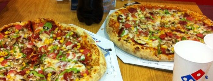 Domino's Pizza is one of Dursuncan'ın Beğendiği Mekanlar.