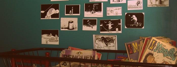 Mavi Siyah Kafe Kültür Sanat is one of 41.