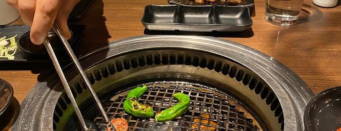 Gyu-Kaku Japanese BBQ is one of Locais curtidos por Mei.