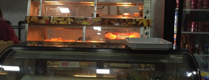 Texas Chicken and Burgers is one of Orte, die Brandon gefallen.