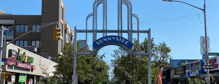 Sunnyside, NY is one of Big city of dreams.