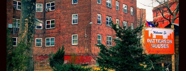 NYCHA - Patterson Houses is one of PRTS.