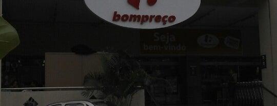 Bompreço is one of Lugares favoritos de Kerlligton.