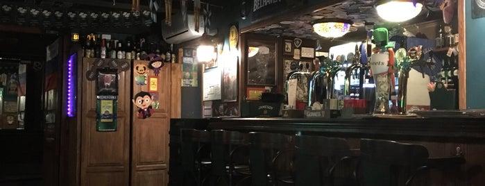 Black Cat Pub is one of Orte, die Глеб gefallen.