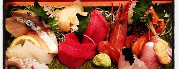 Taro Sushi is one of 寿司.