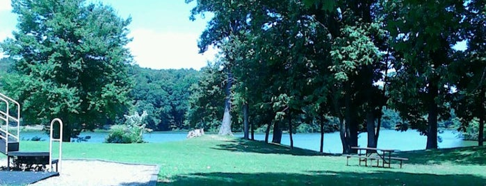 Lake Murphysboro State Park is one of Illinois State Parks.