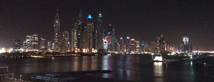 FIVE Palm Jumeirah Dubai Pool is one of Lugares favoritos de Olga.