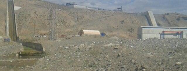 Dariveren hidro elektrik santrali is one of Yunus'un Beğendiği Mekanlar.