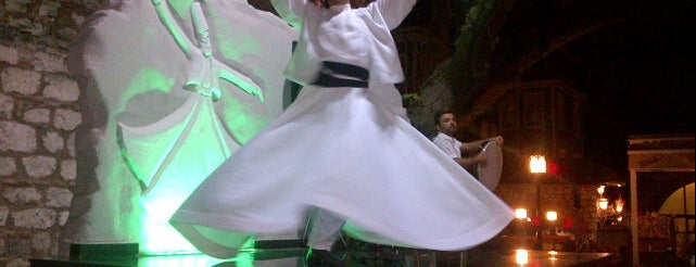 Dervish is one of Orte, die Fıtık gefallen.