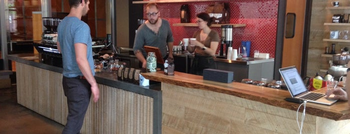 Houndstooth Coffee is one of ATX.
