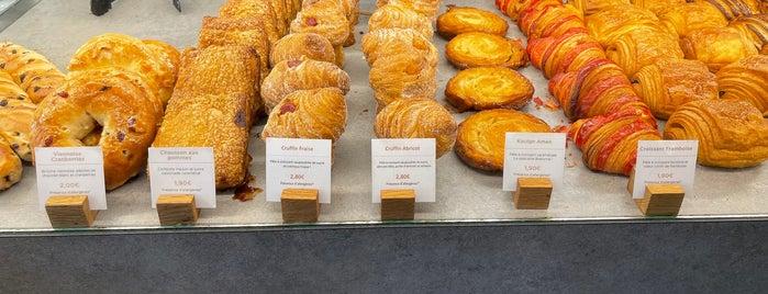 Bo&Mie is one of Les meilleures boulangeries à Paris par Vogue fr.