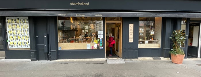 Chambelland is one of Paris 2017-2018.