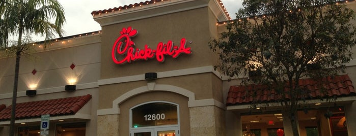 Chick-fil-A is one of Posti che sono piaciuti a D..