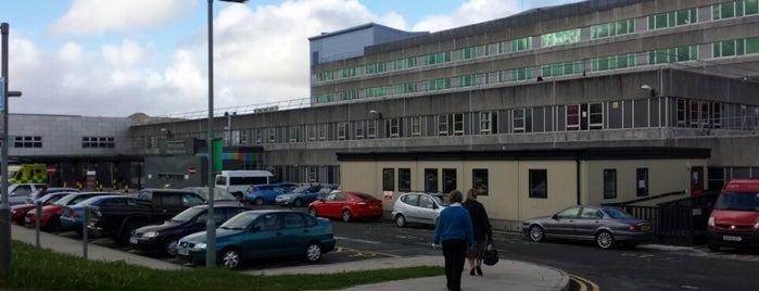 Prince Charles Hospital is one of Posti salvati di Richard.