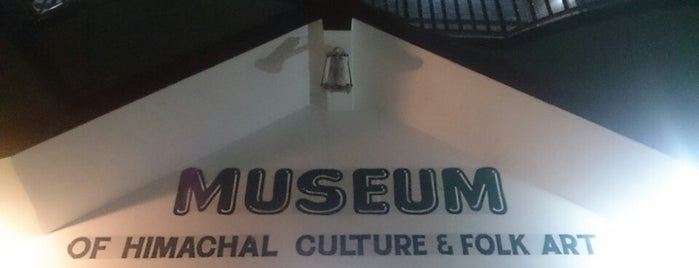 Museum of Himachal Culture and Folk Art is one of India North.