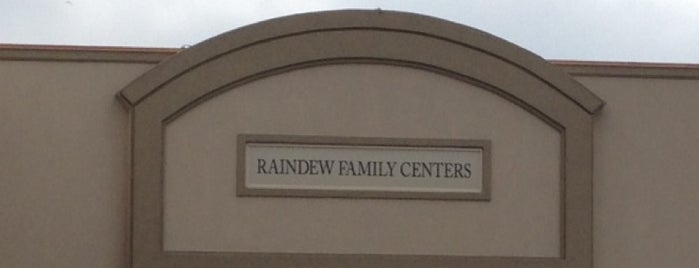Raindew Family Center is one of Posti che sono piaciuti a Mei.