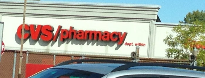 CVS pharmacy is one of Locais curtidos por Mei.