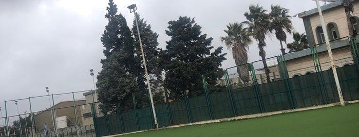 Stadium Yarmouk is one of Posti che sono piaciuti a Alan.