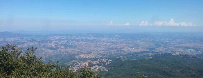 Monte Amiata is one of ToscanaTips.