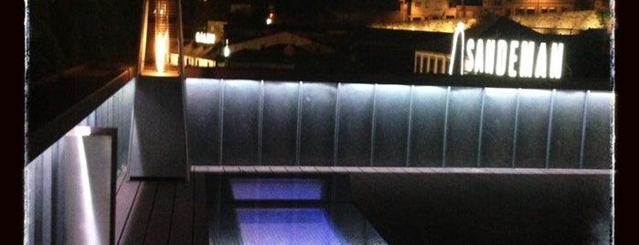 Terrace Lounge 360º is one of MENU 님이 좋아한 장소.