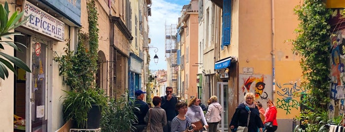 Le Panier is one of Best of Marseille.