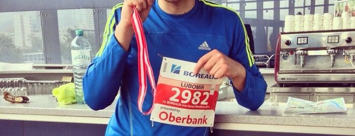 Linz Marathon is one of mario ★ 님이 좋아한 장소.