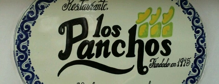 Los Panchos is one of Mexico City Eats.